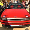 Toyota celica 2.0 gt-i st162 cabriolet (1986-1989)
