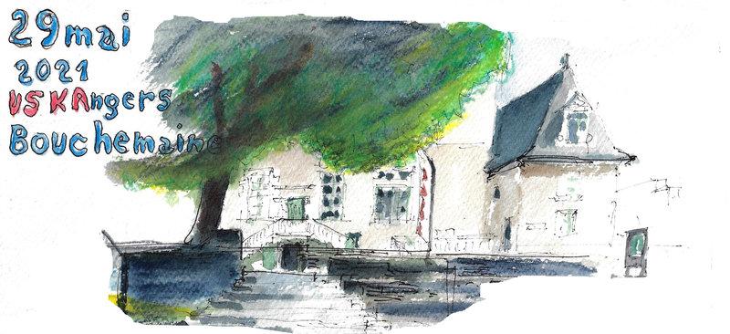 Bouchemaine l' Abbaye