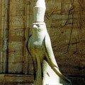Le Temple de Horus à Edfou
