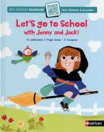 Let's go to school with Jenny and Jack