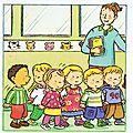 6 livres pour aimer l'école : de la petite section au cp
