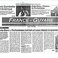 Guyane documents souvenirs