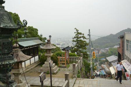 1 et 2 juillet Takamatsu Kotohira 175