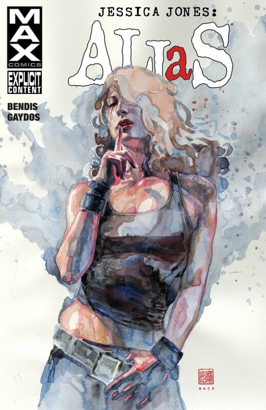 jessica jones alias vol 3