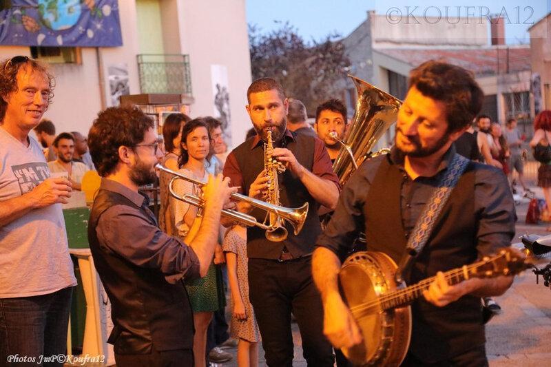 Photos JMP©Koufra 12 - Le Caylar - Festival - Concert - La Fanfart du Comptoir- 25072019 - 0018