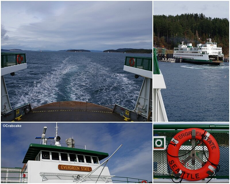 Evergreen State Ferry
