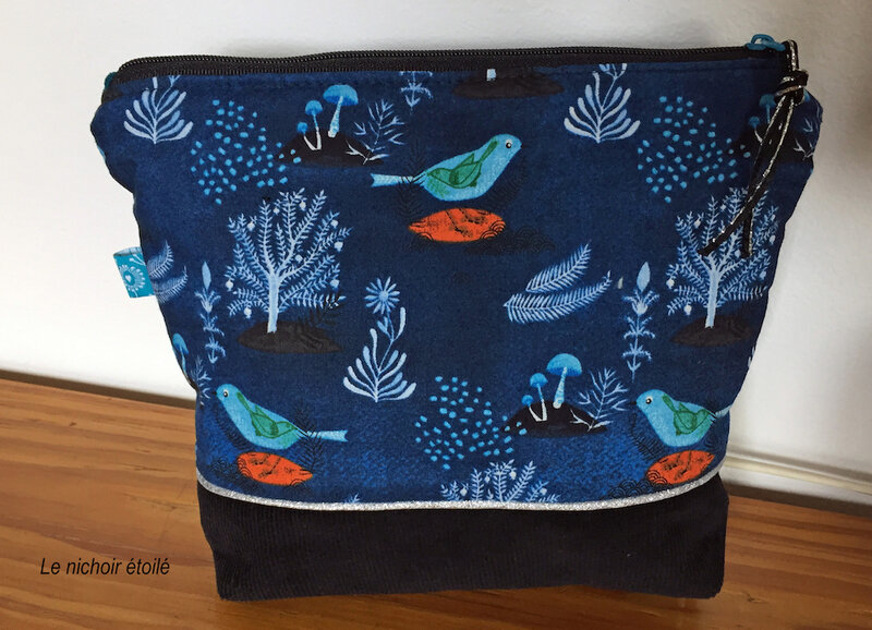 Le nichoir étoilé, trousse Moody blues 3 - copie