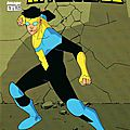 Image comics invincible by kirkman walker & ottley