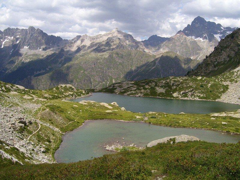 Lac de Pétarel (Le Valgaudemar/Hautes-Alpes)