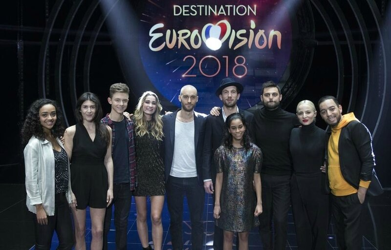 FR Destination Eurovision - Semi 2