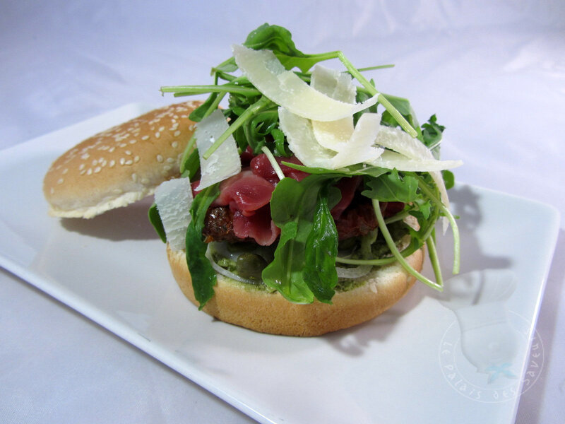 Hamburger Italien