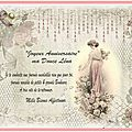 Joyeux Anniversaire tite Lena * Fév. 2017