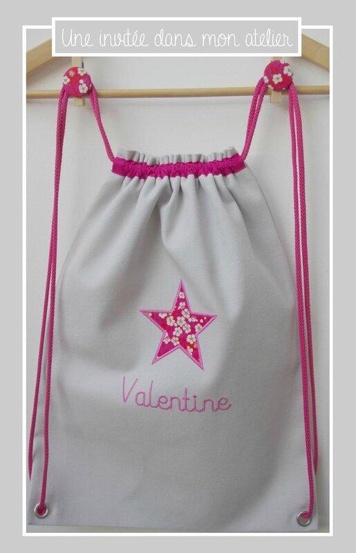sac à dos-enfant-personnalisé-cadeau de naissance-Libery betsy rose