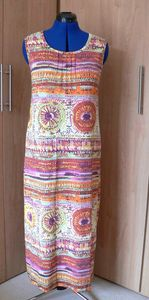 Indian Summer Dress 01