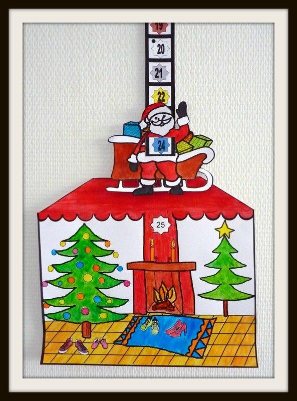 189_Noël Nouvel an_Calendrier de l'avent Au pied du sapin (48)-001