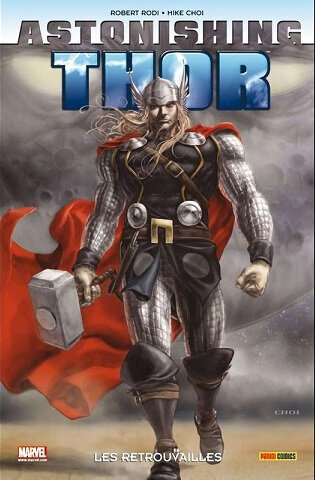 100% marvel astonishing thor les retrouvailles