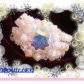 Badine rose alabaster
