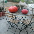 table d'automne 2005