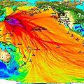 Fukushima : l'irradiation frappera la côte ouest américaine en 2014