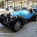 Bugatti type 35 b biplace sport de 1927 (cité de l'automobile collection schlumpf à mulhouse)