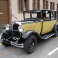 CITROËN C4 berline 1932 Lipsheim (1)