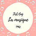 [tag] la musique