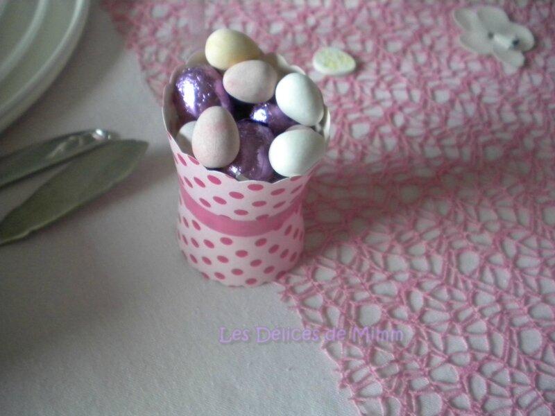 Ma table de Pâques très girly en rose 5
