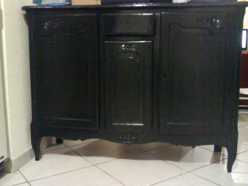 meuble r nov les cr ations du doudou. Black Bedroom Furniture Sets. Home Design Ideas