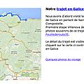 Espagne : les côtes de galice