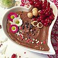 Mousse magique au chocolat