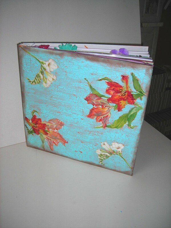 Album 30/30 serviette