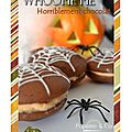 whoopie pie halloween : horriblement chocolat