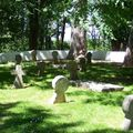 Chapelle de Socorri-stèles