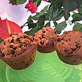 Coofins au chocolat (cookies muffins), foodista challenge #52