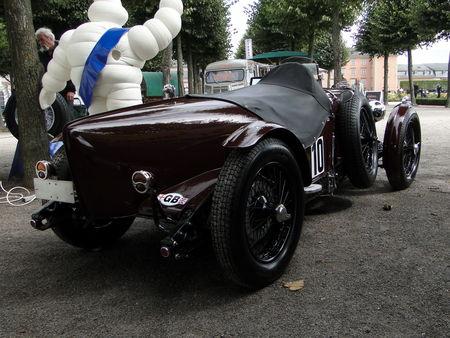 RILEY Roadster 1936 Classic Gala de Schwetzingen 2009 2