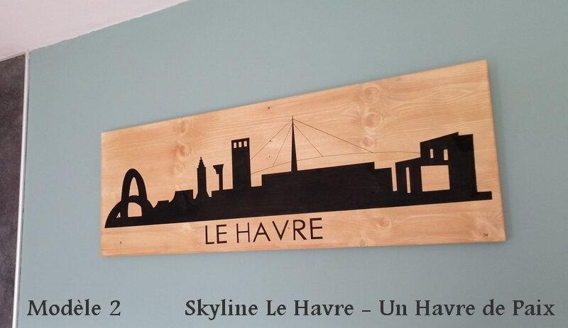 skyline le havre modèle 2