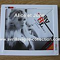 CD compilation Love Avril-Asie (2011)