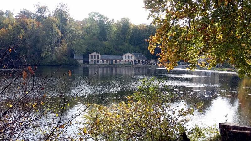 les étangs de Coye-la-Forêt