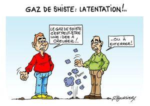 gaz de shiste web