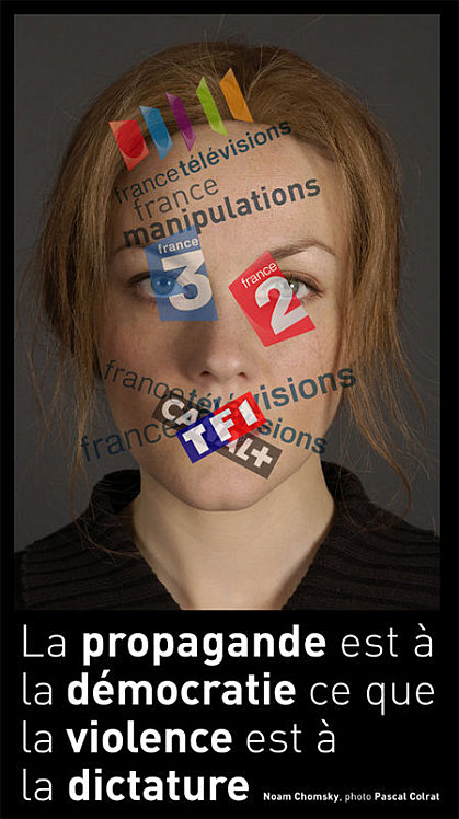 propagande media censure