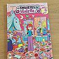 Nous avons lu le tome 2 les enquêtes de violette