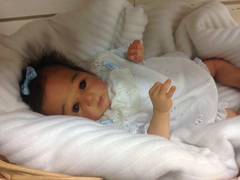 bébé reborn kit malenka