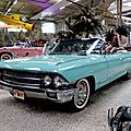 CADILLAC Series 62 2door convertible 1962 Sinsheim (1)