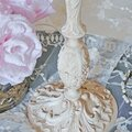 Une lampe, so shabby chic !