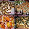 Action nutritive prépare les fêtes!!
