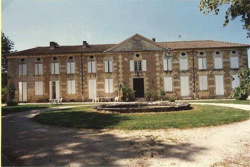 le château de Vignéras