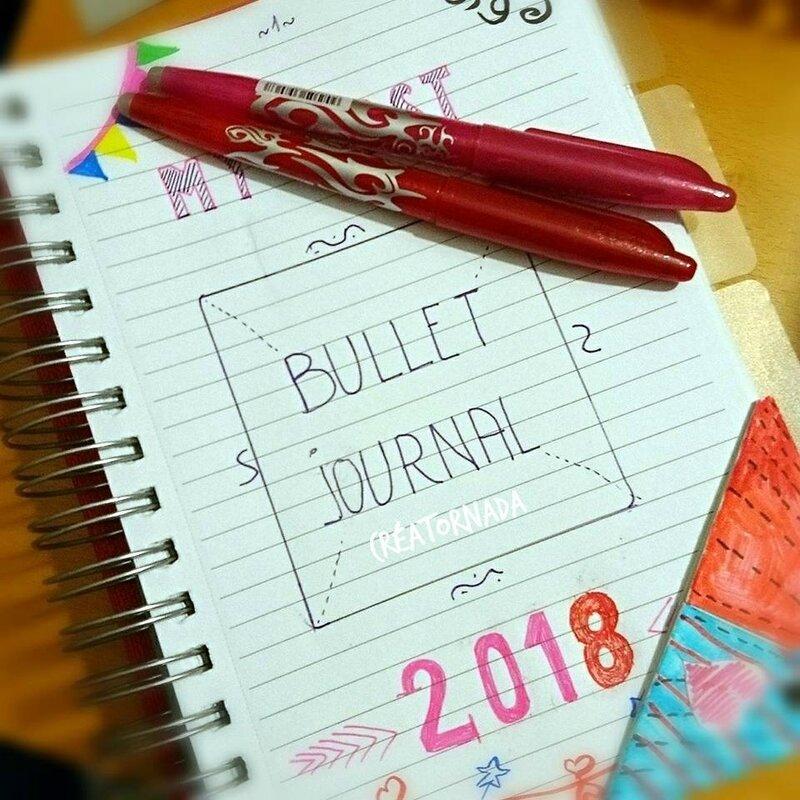 Bullet journal 00