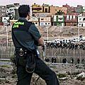 Les clandestins à l'assaut de l'enclave espagnole de ceuta