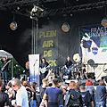 Le 24ème plein air de rock à jarny le 2 juin