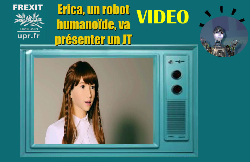 VID ERICA ROBOT